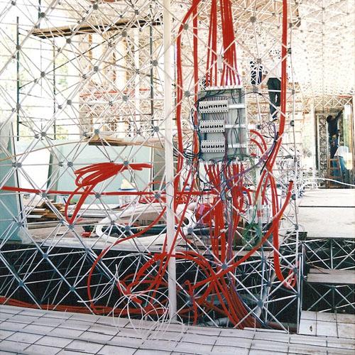 Casa molecule armado del molecule - Instalacion electrica vista ...
